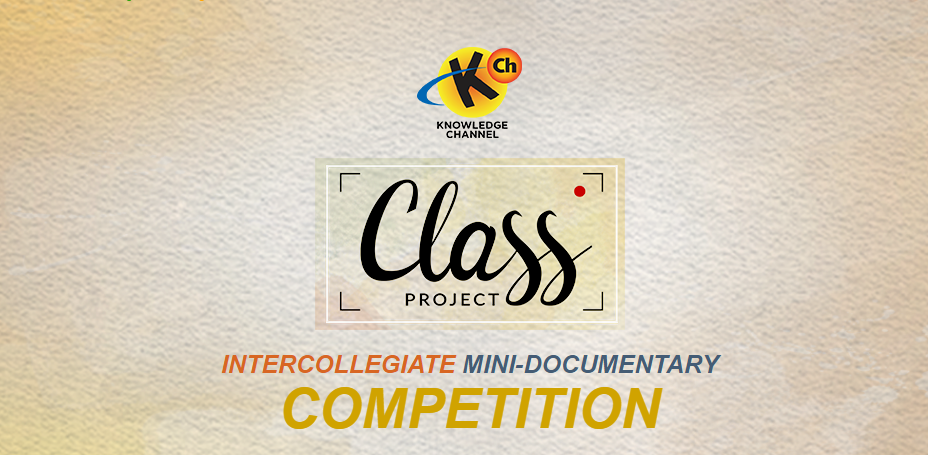 ABS-CBN launches Class Project, a docu competition for students