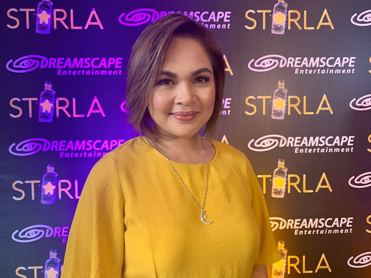 Judy Ann makes big TV comeback in 'Starla'