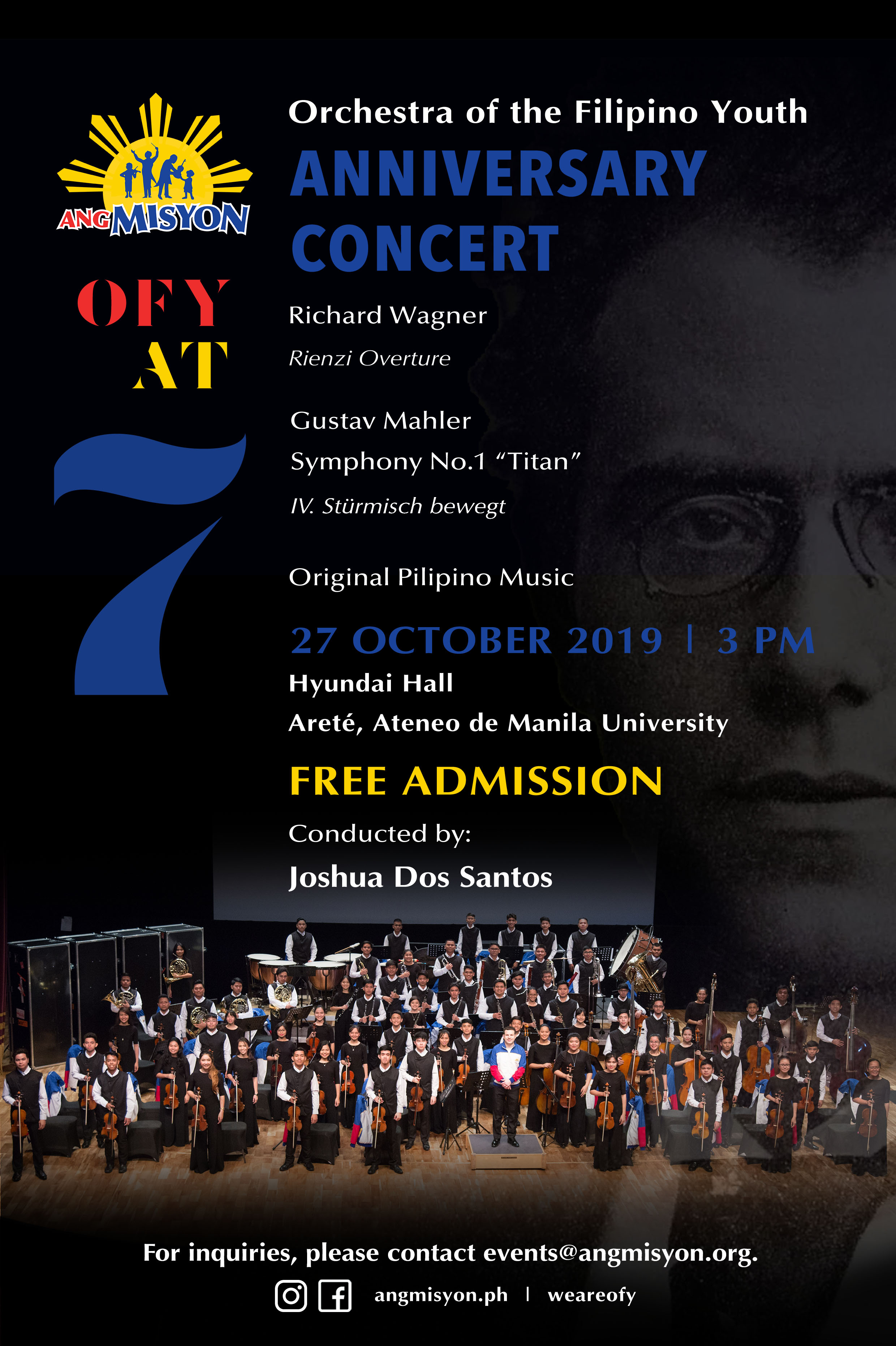 OFY celebrates 7 years with free concert