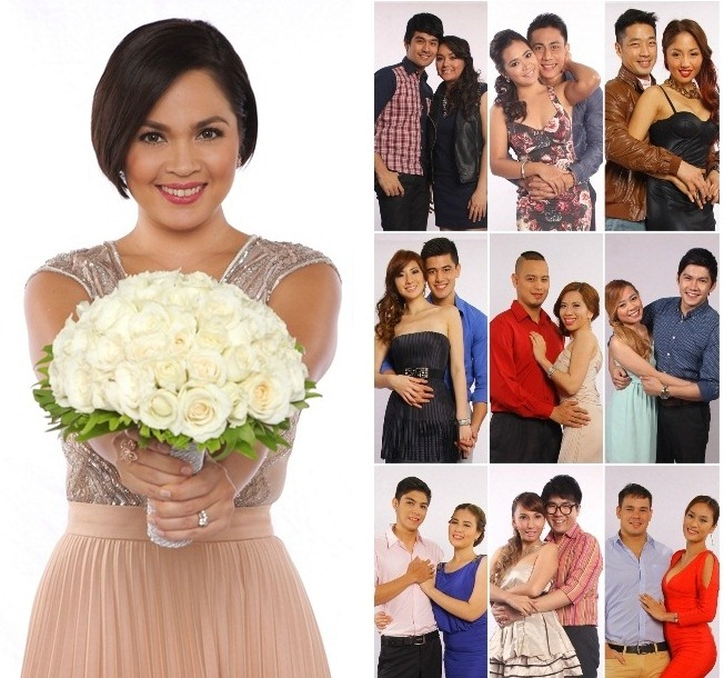 Catch the newest realiserye 'I Do' in ABS-CBN!