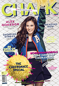 Chalk Mag featured Pure Love star, Alex Gonzaga