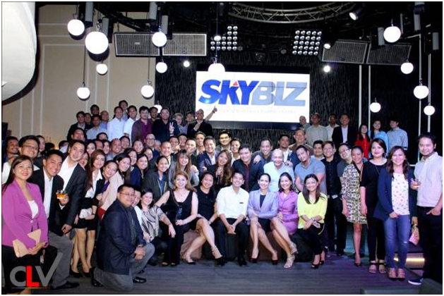 SKYBIZ's enhanced network helps in building businesses better