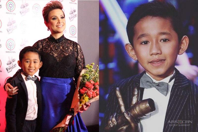 Joshua of Team Lea named 'The Voice Kids' champ