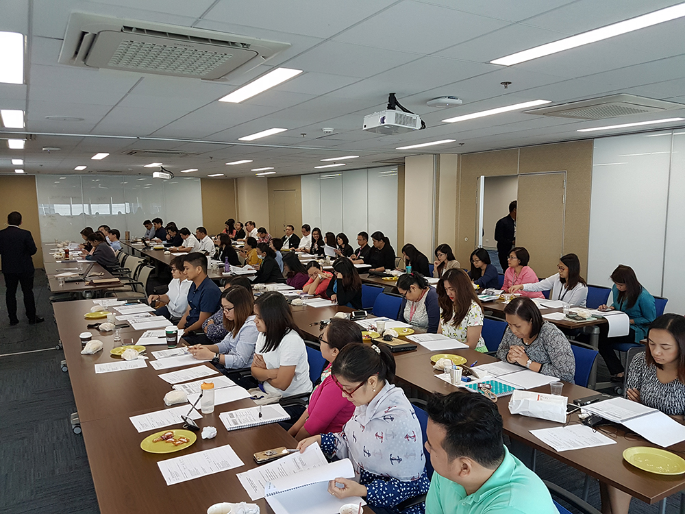 CPAs undergo training to comply with amended BoA rules