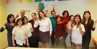 Meet the Team of ABS-CBN Regional Channel