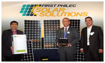 FPSS launches first residential solar kit