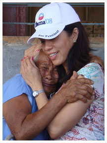 Gina Lopez: Going for the big goals