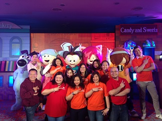 The KidZania Manila Educator's Pod in 2014