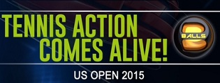 Catch the 2015 us open on balls