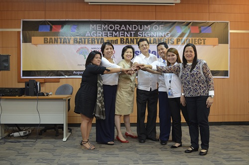 First Balfour signs up for ALKFI's Bantay Baterya, Bantay Langis projects
