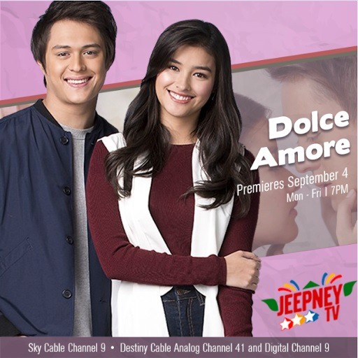 'Dolce Amore' spreads sweetness on Jeepney TV