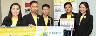 TIP's 'iLawa' tops Sikat Design Challenge