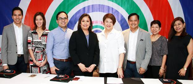 ABS-CBN Supports MSAPS ascendant 2017 media congress
