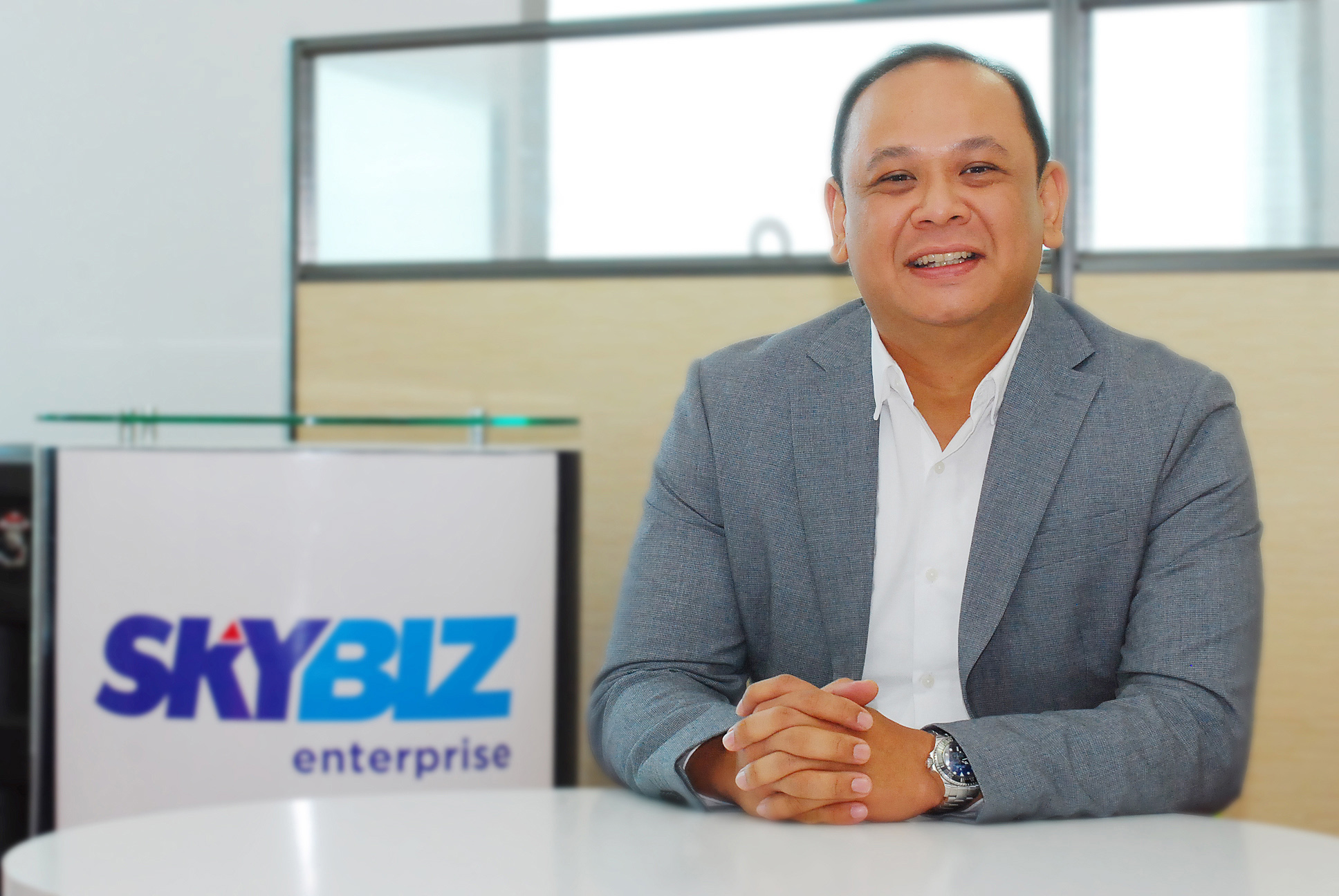 Dicky Liwanag: Telco exec finds his 'WHY' in SKY