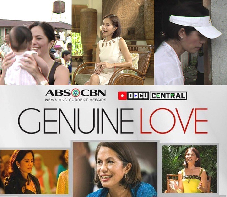 Docu on Gina Lopez on iWant, YouTube