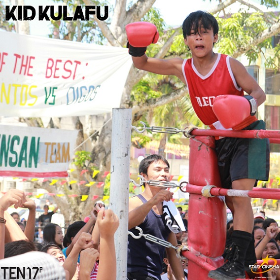 Buboy Villar is Kid Kulafu 2