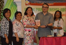 Service to Filipinos is LGFI legacy to PCCM