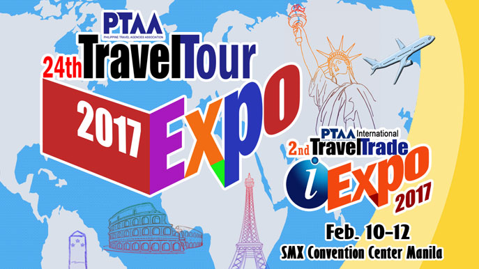 Travel expo starts Feb. 10: TLC, SKYcable partner anew with PTAA