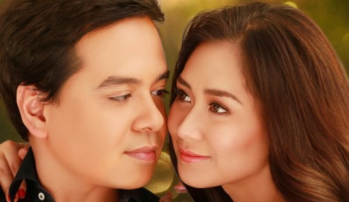 John Lloyd and Sarah