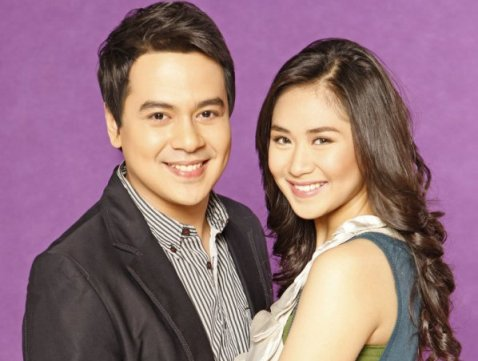 John Lloyd and Sarah 2