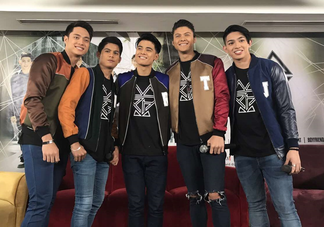 MYX sets hearts aflutter!