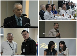 Winners bare secrets, tips for LAA success in summit