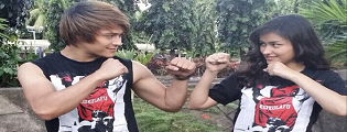 Kapamilya stars catching the 'Kid Kulafu' craze