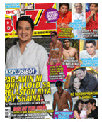 'The Buzz Magasin': At home with John Lloyd Cruz