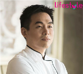 "Veteran chef Jonas Ng debuts ""sexy, geeky"" cooking show on lifesyle"