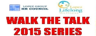 Walk the Talk @ The Lakeshore on July 11