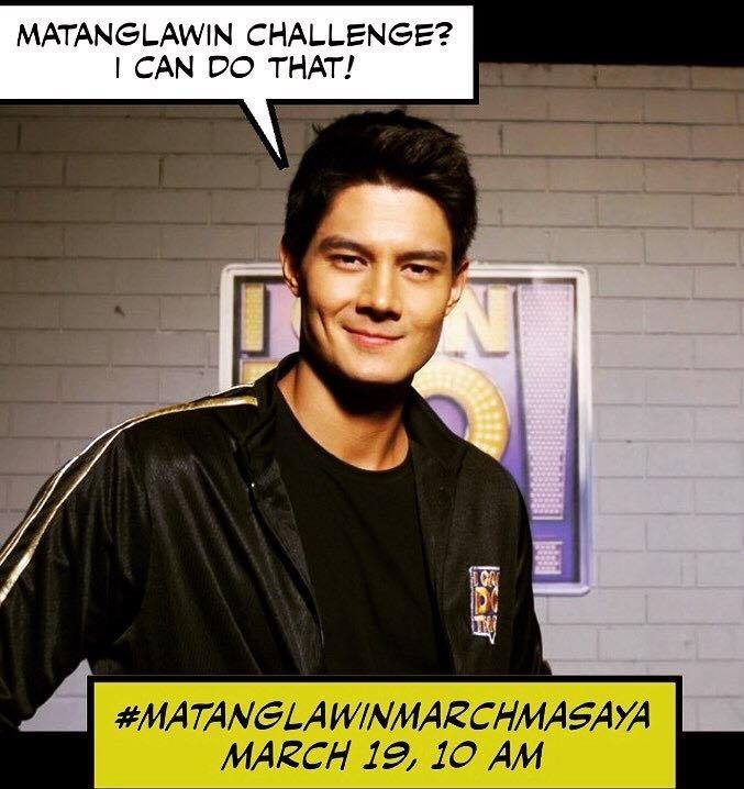 Catch I-CANdidate Daniel Matsunaga on Matanglawin