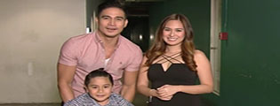 "Piolo Pascual and the I-candidates take on the ""Matanglawin"" Challenge."