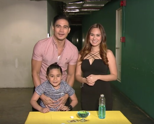 Piolo Pascual and Yen Santos take on the Matanglawin Challenge