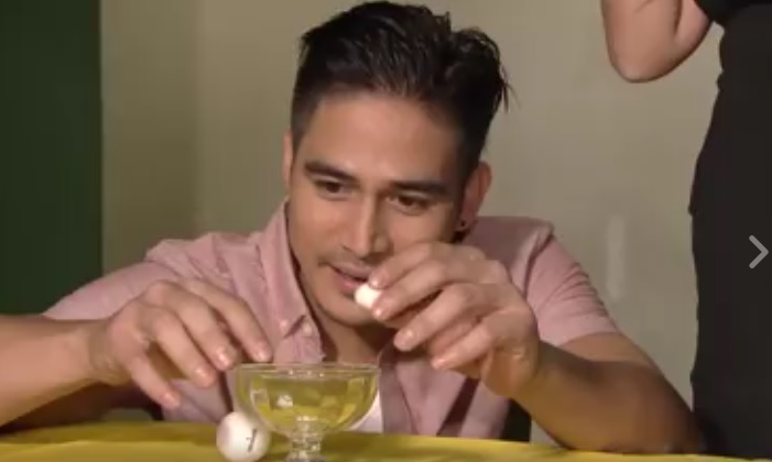 Piolo Pascual try out the Matanglawin Challenge