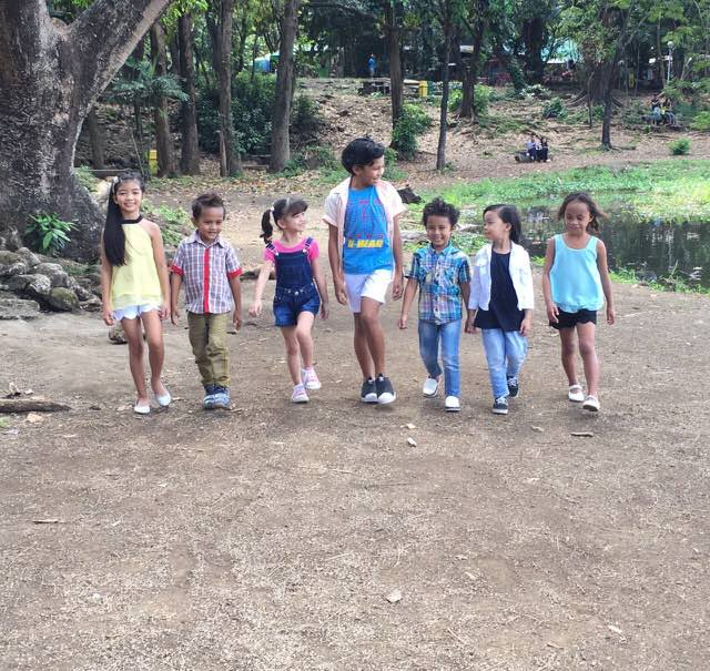 The child stars of Primetime Bida 2