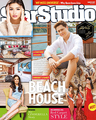 Enrique Gil In StarStudio
