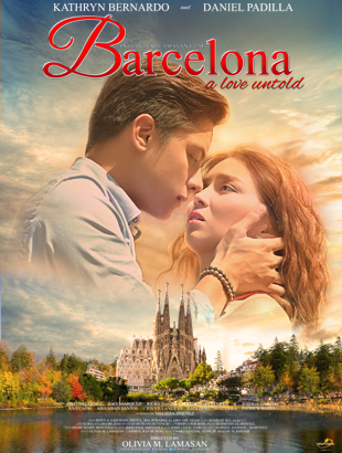 'Barcelona'​ premieres ​on​ Cinema ​One