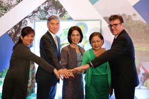 DENR, USAID unveil new biodiversity  conservation project