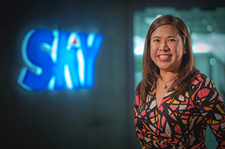 Jaja Suarez: Values-driven service under One SKY