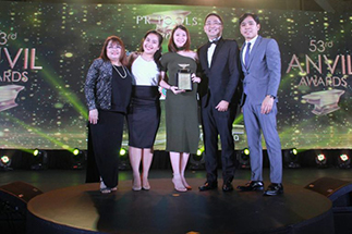 'Spoken Hugot' of ABS-CBN wins Gold Anvil
