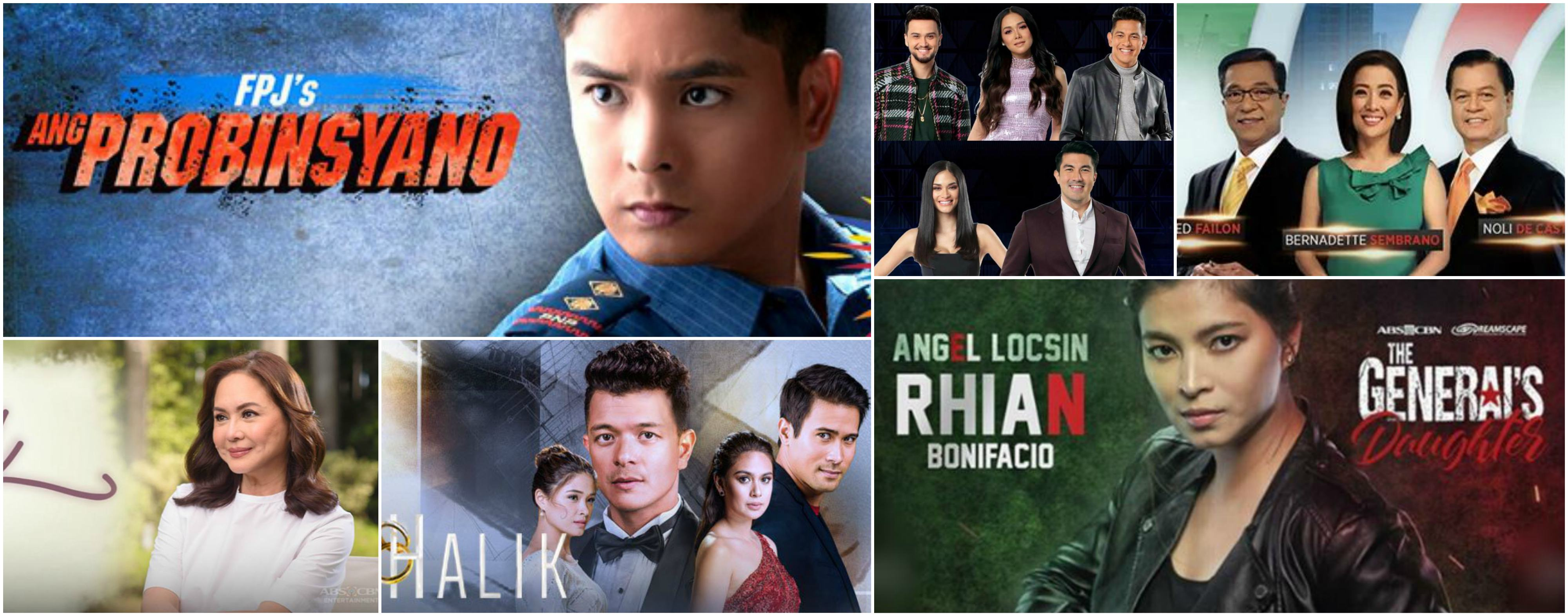 ABS-CBN stays on top