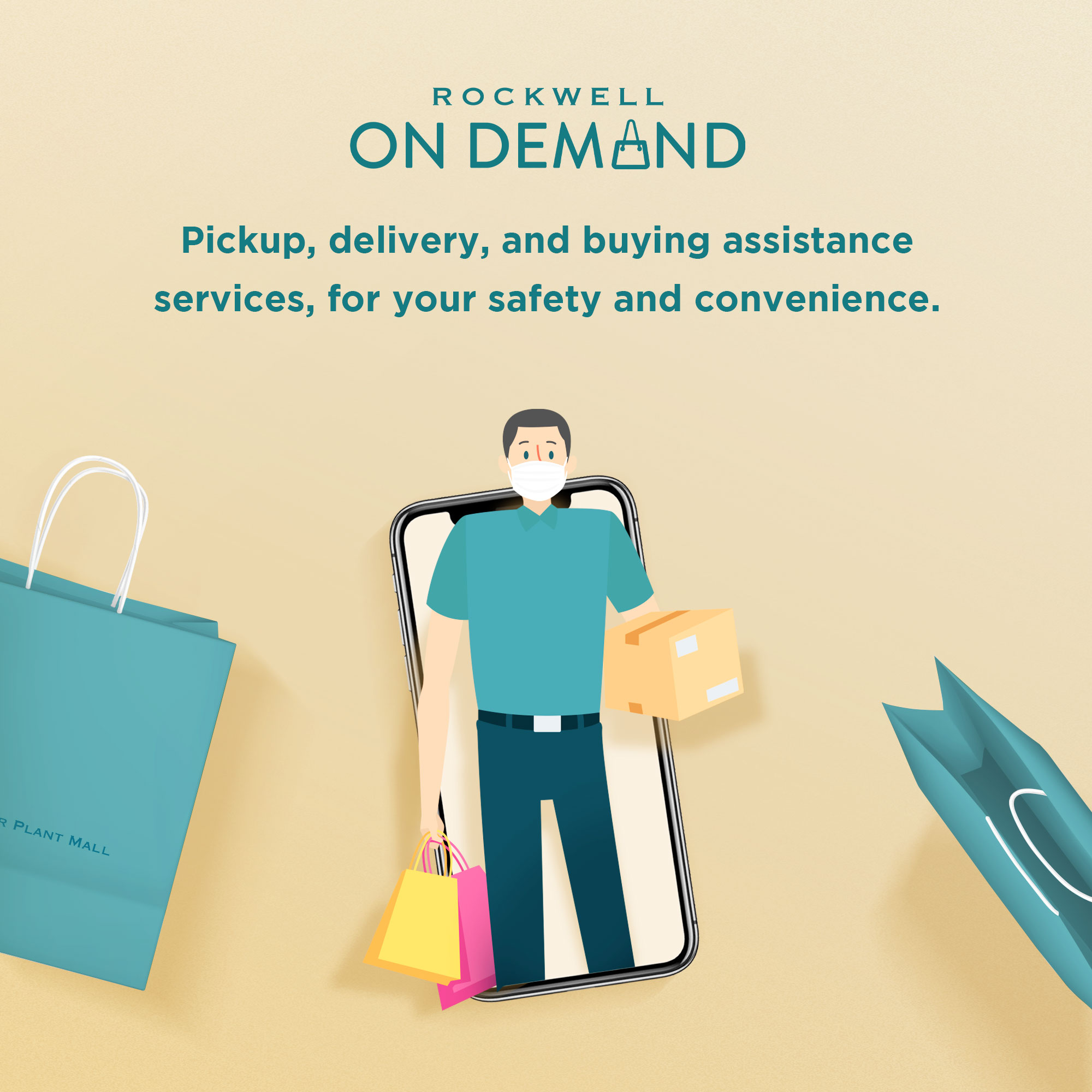Shop safely with Rockwell on Demand