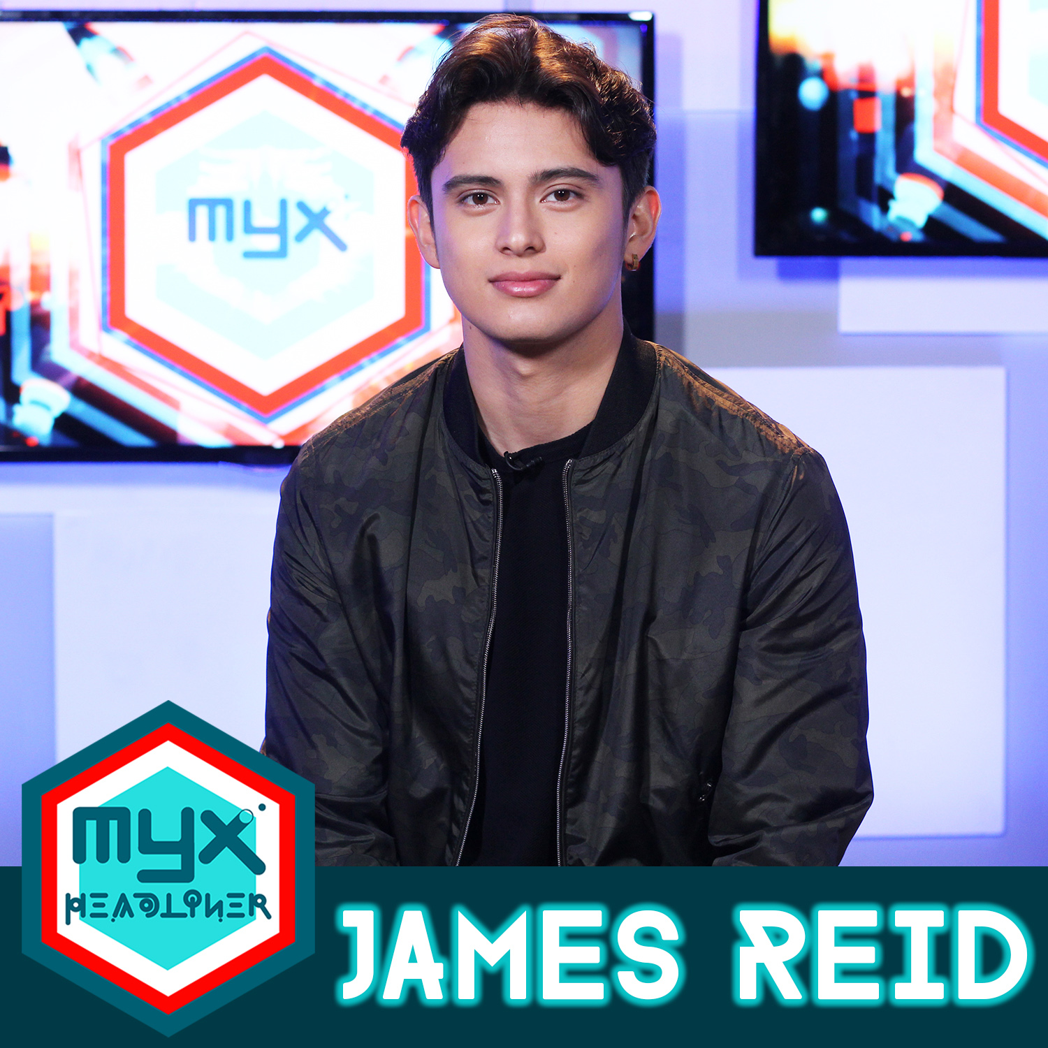 James 'cools down' as MYX headliner