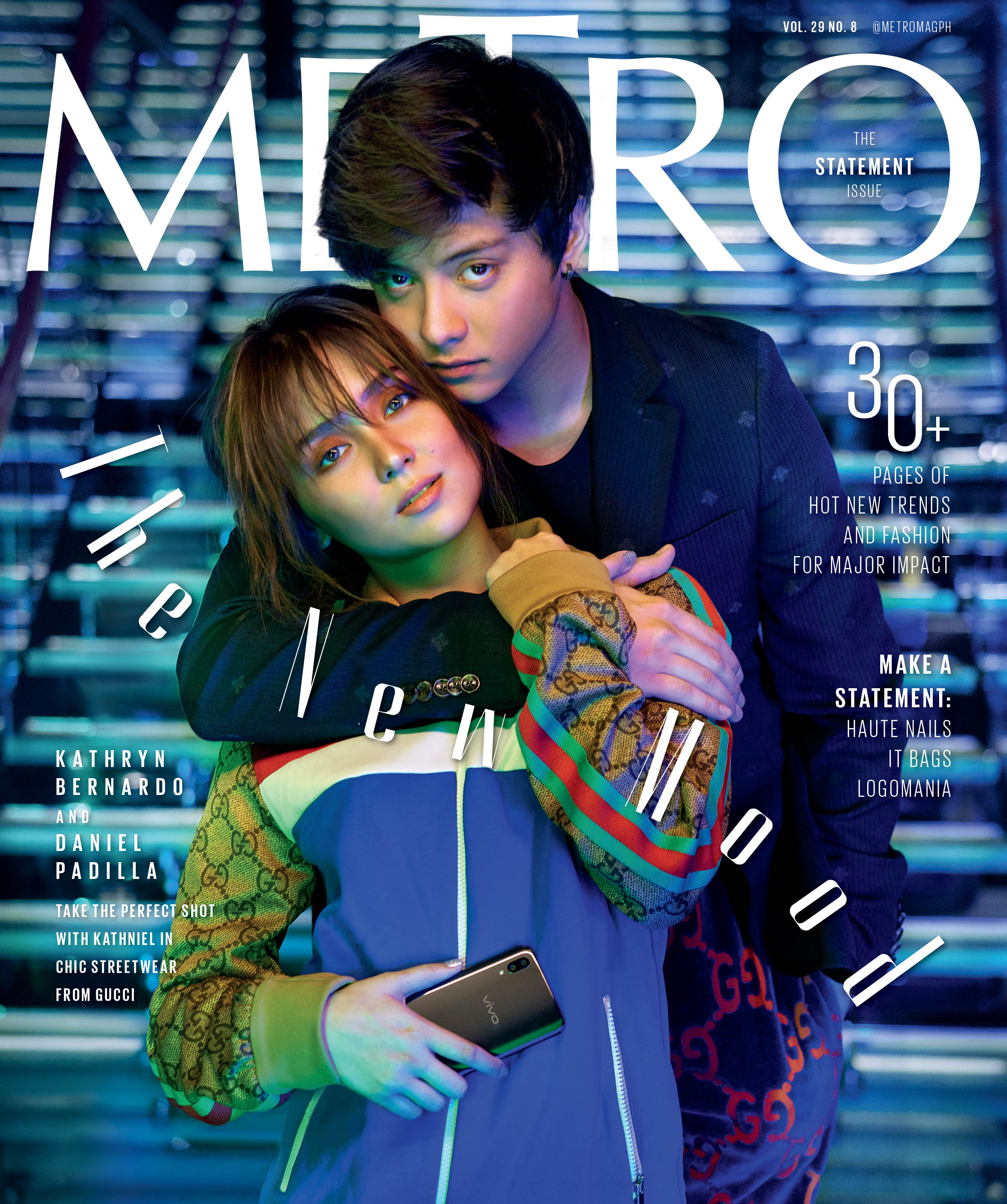 'KathNiel': The 'METRO' comeback