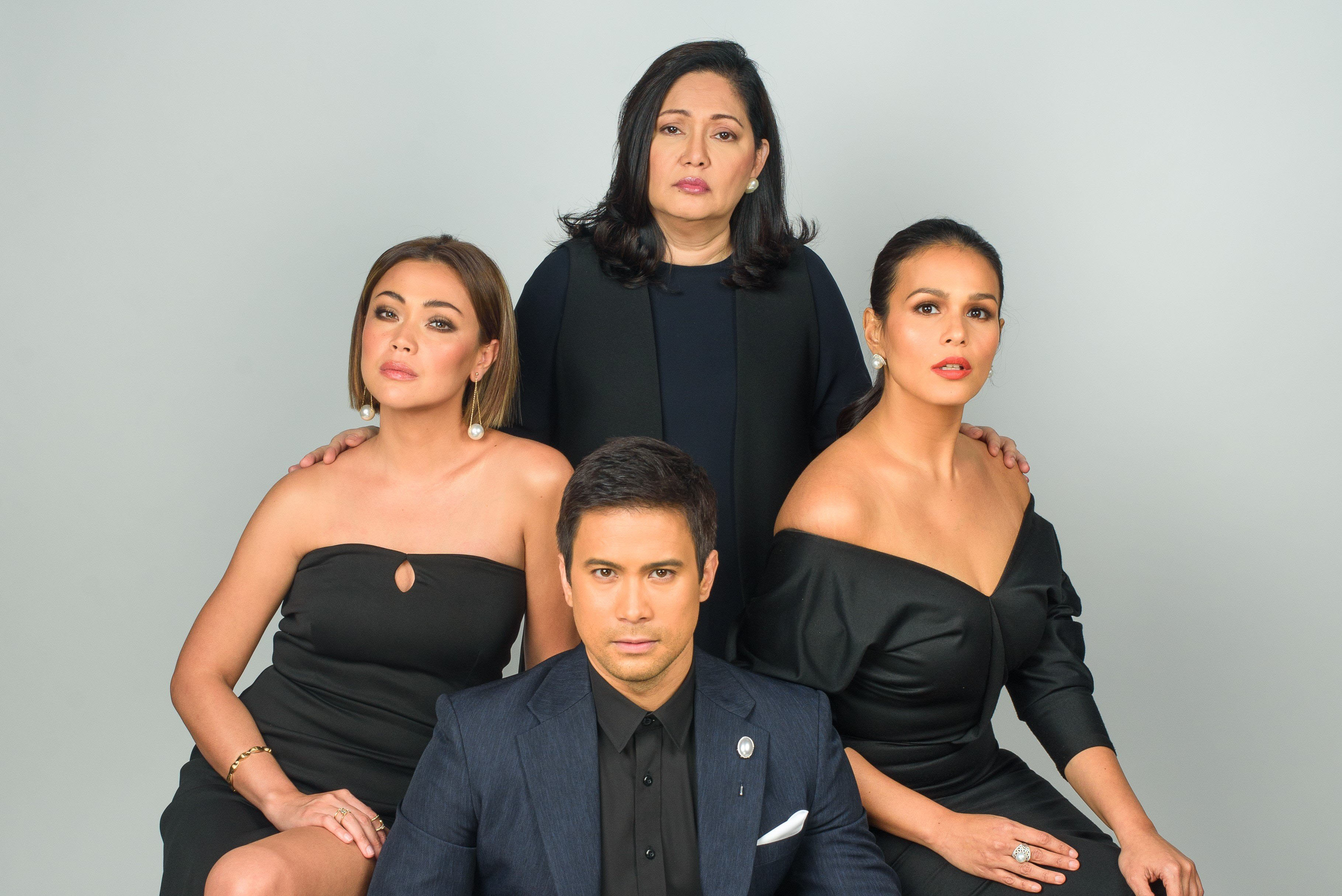 Jodi, Iza clash for love, family and prestige in 'Ang Sa Iyo Ay Akin'