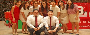 Meet the Retail Marketing Team of PowerPlant Mall