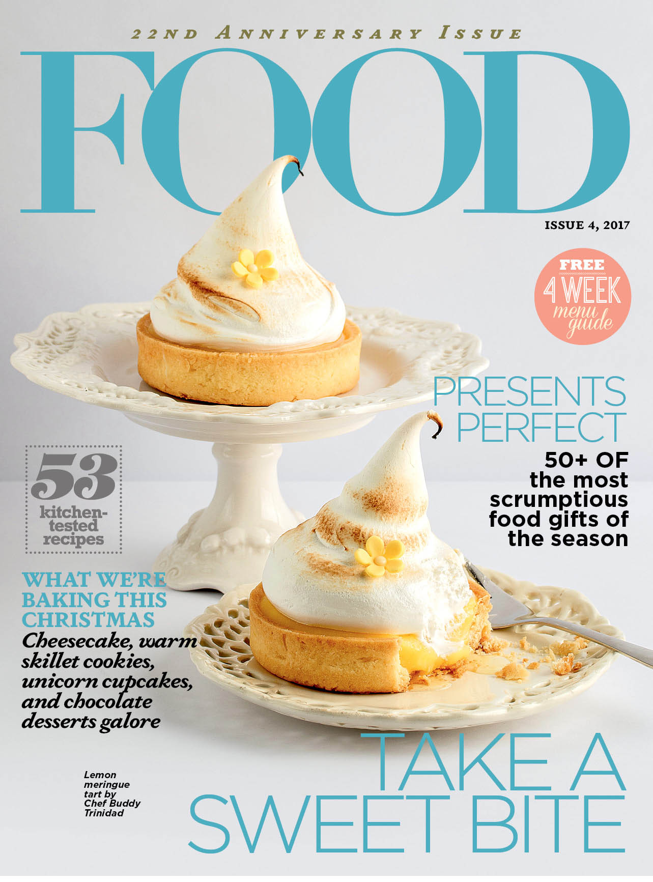 FOOD Issue for 2017 Cover