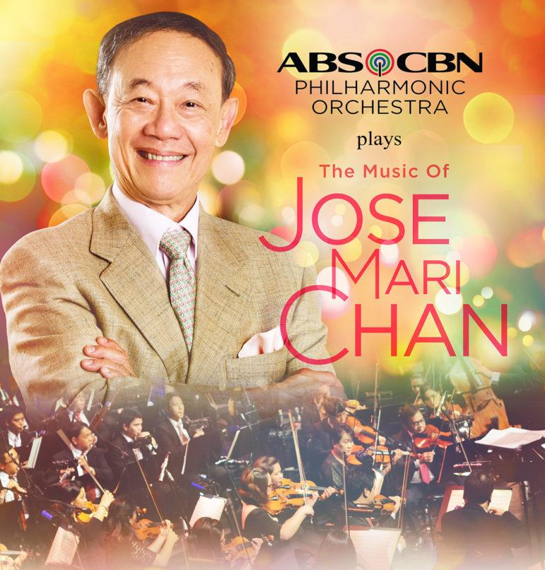 ABS-CBN orchestra ushers in the holidays with the music of Jose Mari Chan