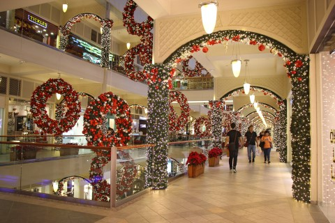 Power Plant Mall is an oasis with its understated décor