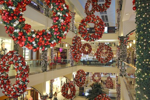 A 'tried and true' Power Plant Mall Christmas